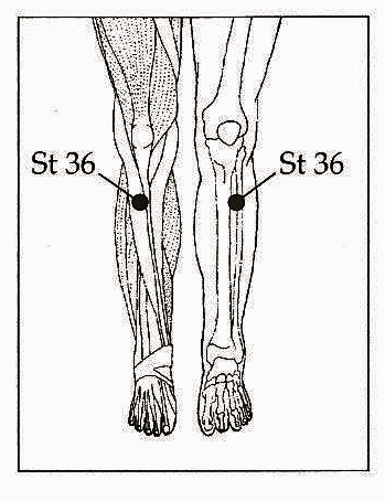 Most Important Acupressure Points for Constipation – Acupressure