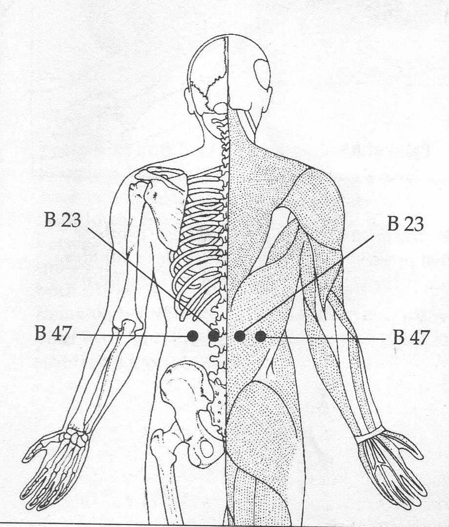 Acupressure Points to Relieve Gas and Stomach Problems ...