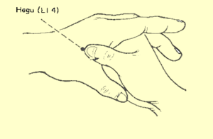 Acupressure Points for Body Pain