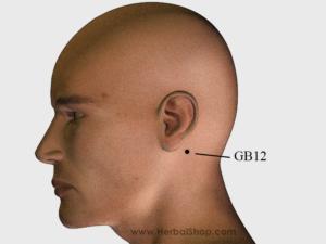 Acupressure Points for Shoulder Pain