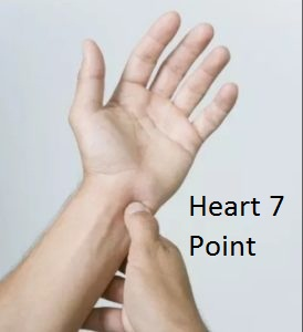 Acupressure Points for High Blood Pressure